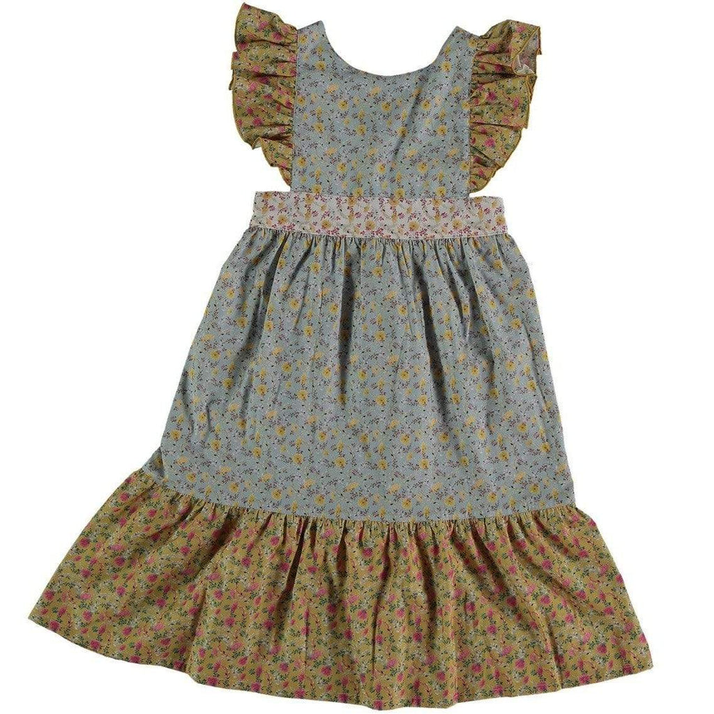 JellyBeanz Kids Jellybeanzkids Violeta Spring Dress