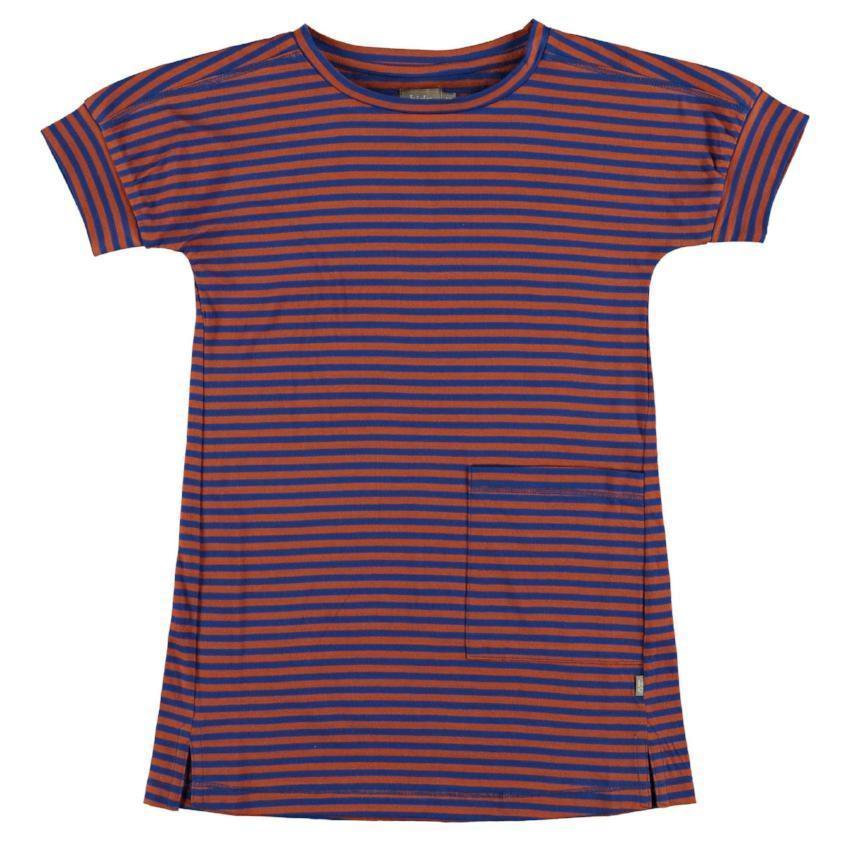 Kidscase Striped Dress  JellyBeanz Kids