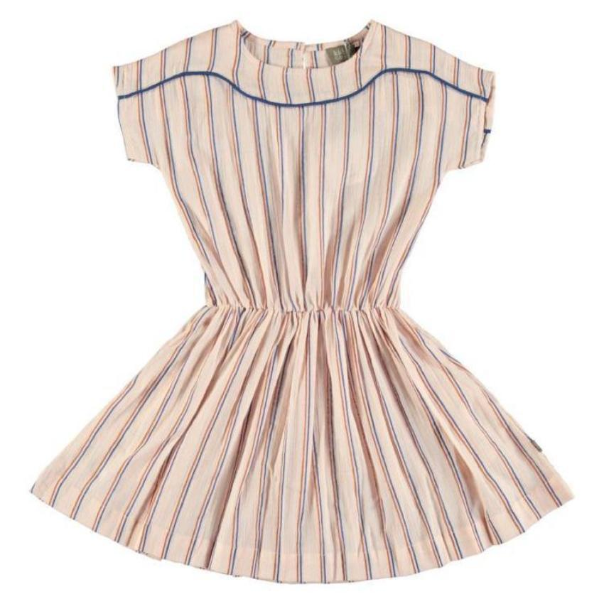 Kidscase Dress Jellybeanzkids Pippa Striped Dress