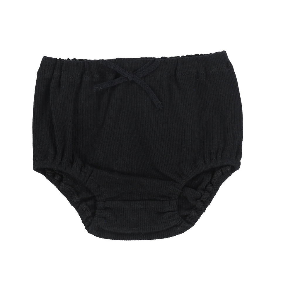 Lil Legs Bloomers Jellybeanzkids Lil Legs Black Ribbed Bloomers