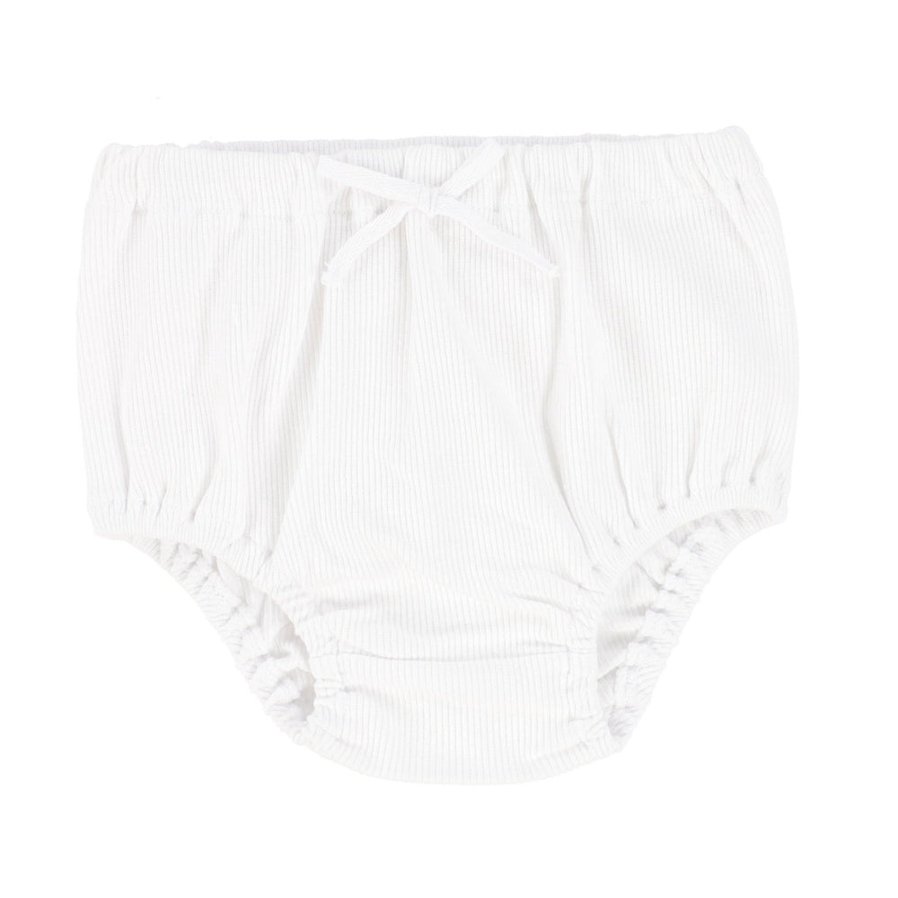Lil Legs Bloomers Jellybeanzkids Lil Legs White Ribbed Bloomers