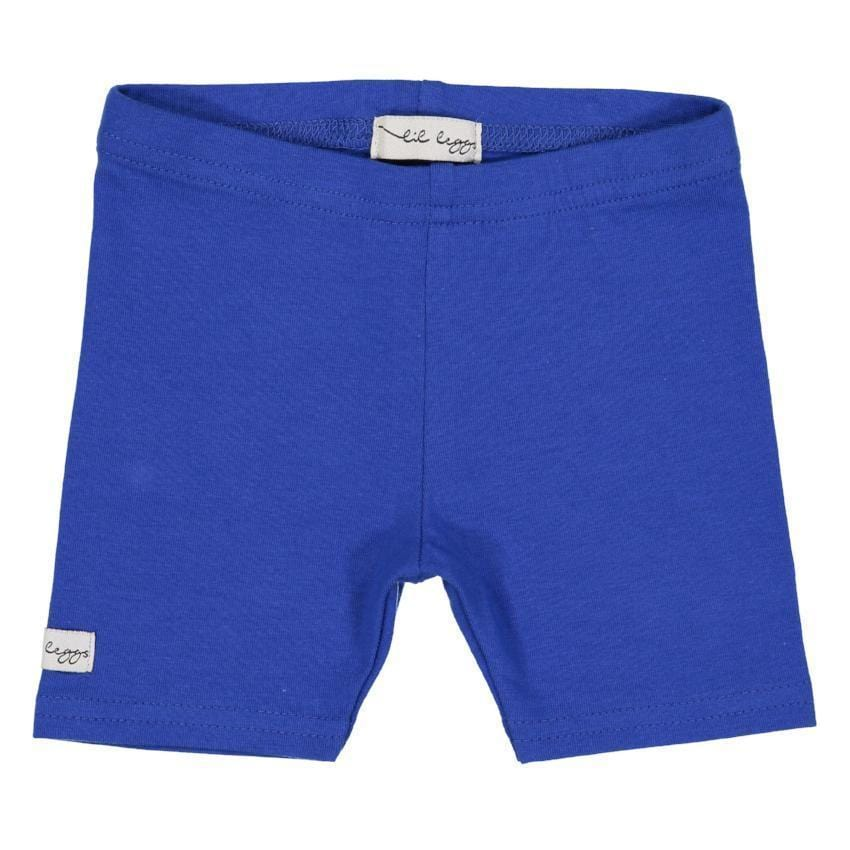 Lil Legs Cobalt Short Leggings  JellyBeanz Kids