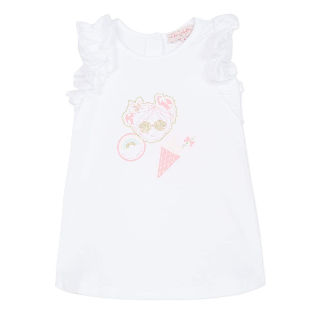 Lili Gaufrette Lili Gaufrette Ice Cream Dress  JellyBeanz Kids