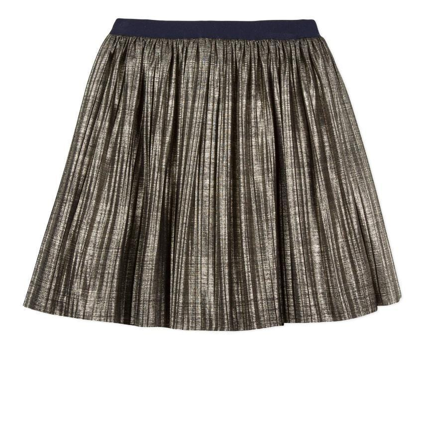 Lili Gaufrette Lili Gaufrette Pleated Skirt  JellyBeanz Kids