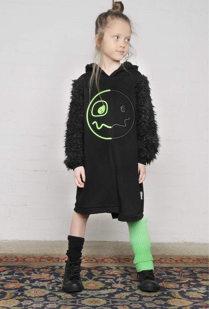 Loud Loud Amore Dress  JellyBeanz Kids