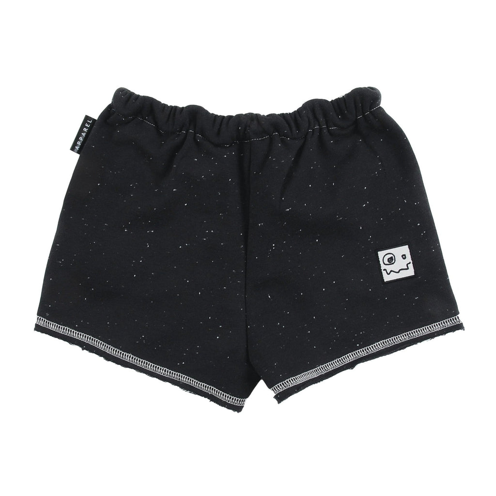 Loud shorts Jellybeanzkids Loud Black Thrive Shorts