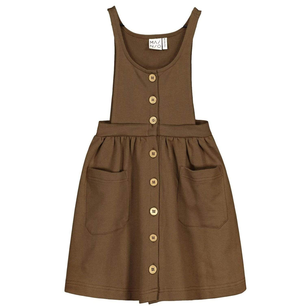 Mainio Dress Jellybeanzkids Mainio Barn Dance Pinafore Dress