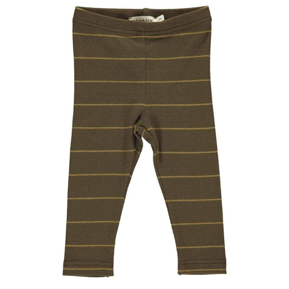 MarMar Copenhagen Set Jellybeanzkids MarMar Olive Striped Set