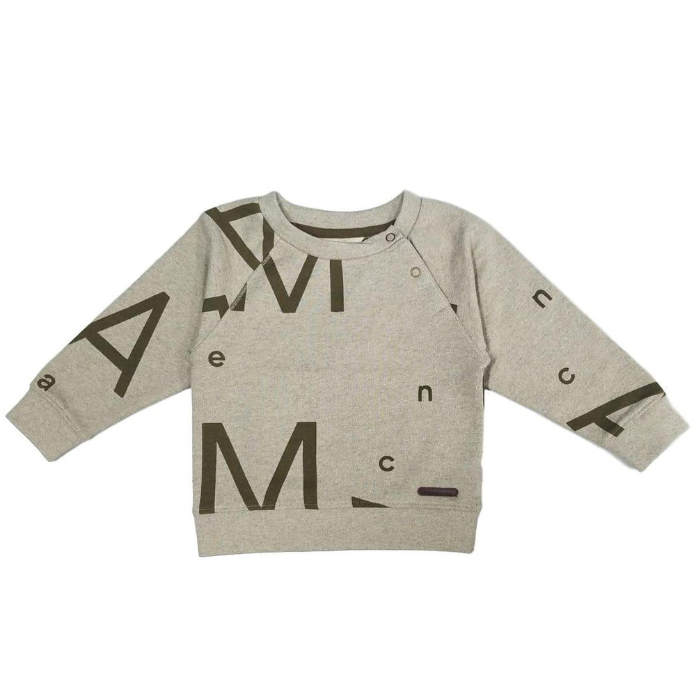 MarMar Copenhagen Set Jellybeanzkids MarMar Type it Baby Sweat Set