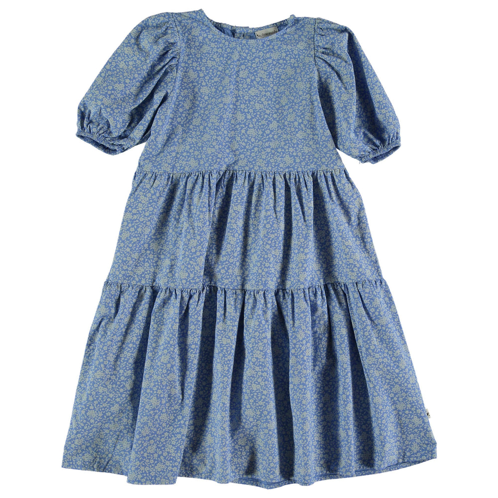 My Little Cozmo Dress Jellybeanzkids My Little Cozmo Floral Midi Dress