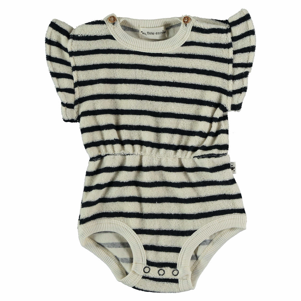 My Little Cozmo Romper Jellybeanzkids My Little Cozmo Jewel Romper
