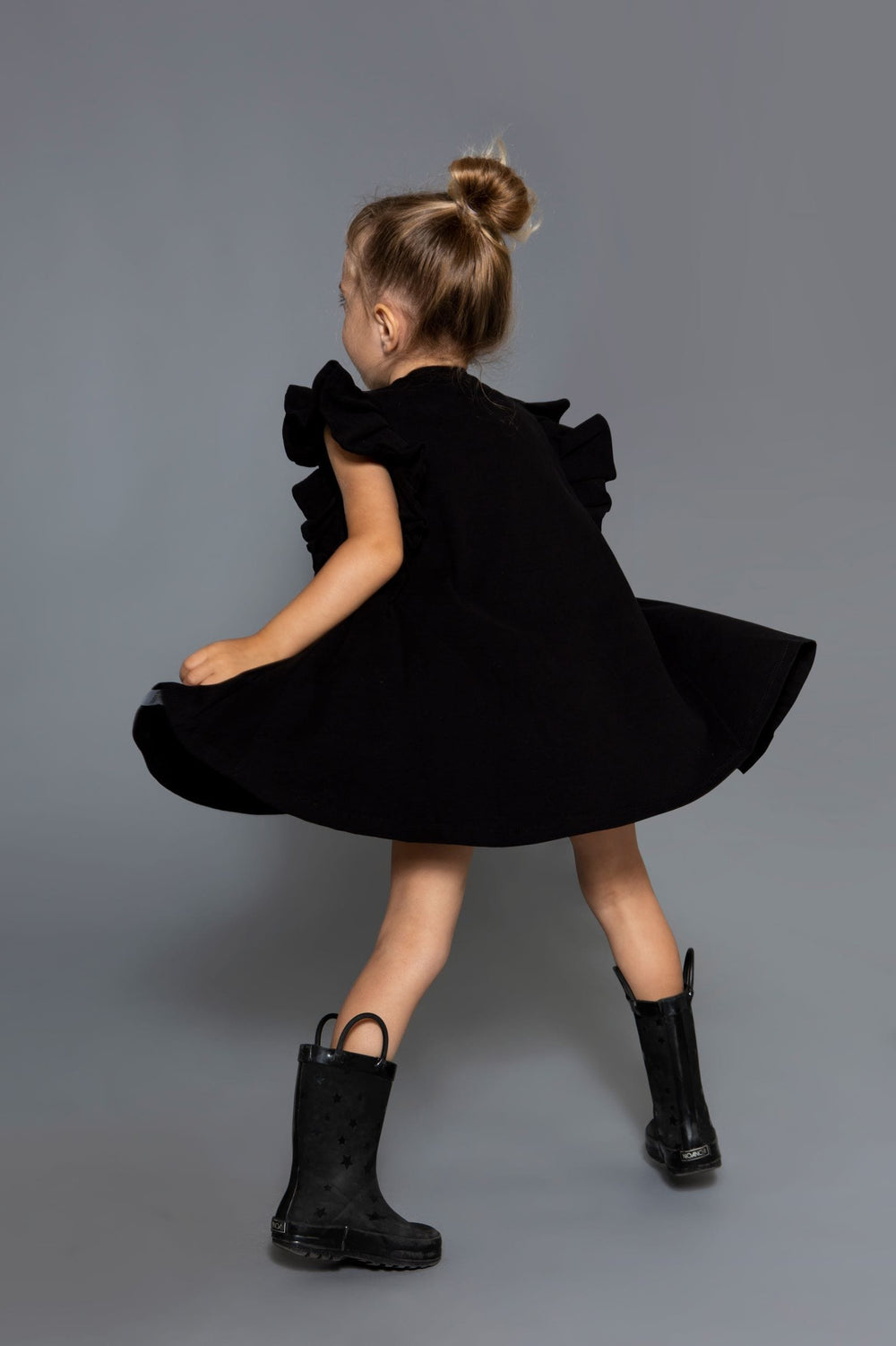 Nasha Wings Dress  JellyBeanz Kids