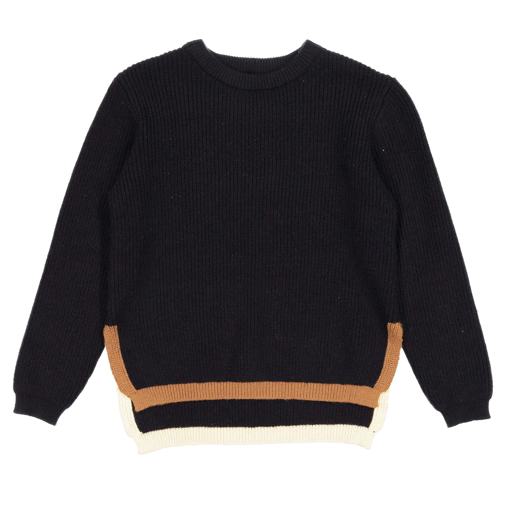 Nove Sweater Jellybeanzkids Nove Edged Sweater