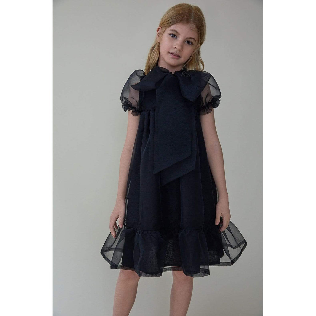 Nueces Dress Jellybeanzkids Nueces Eucalipto Dress
