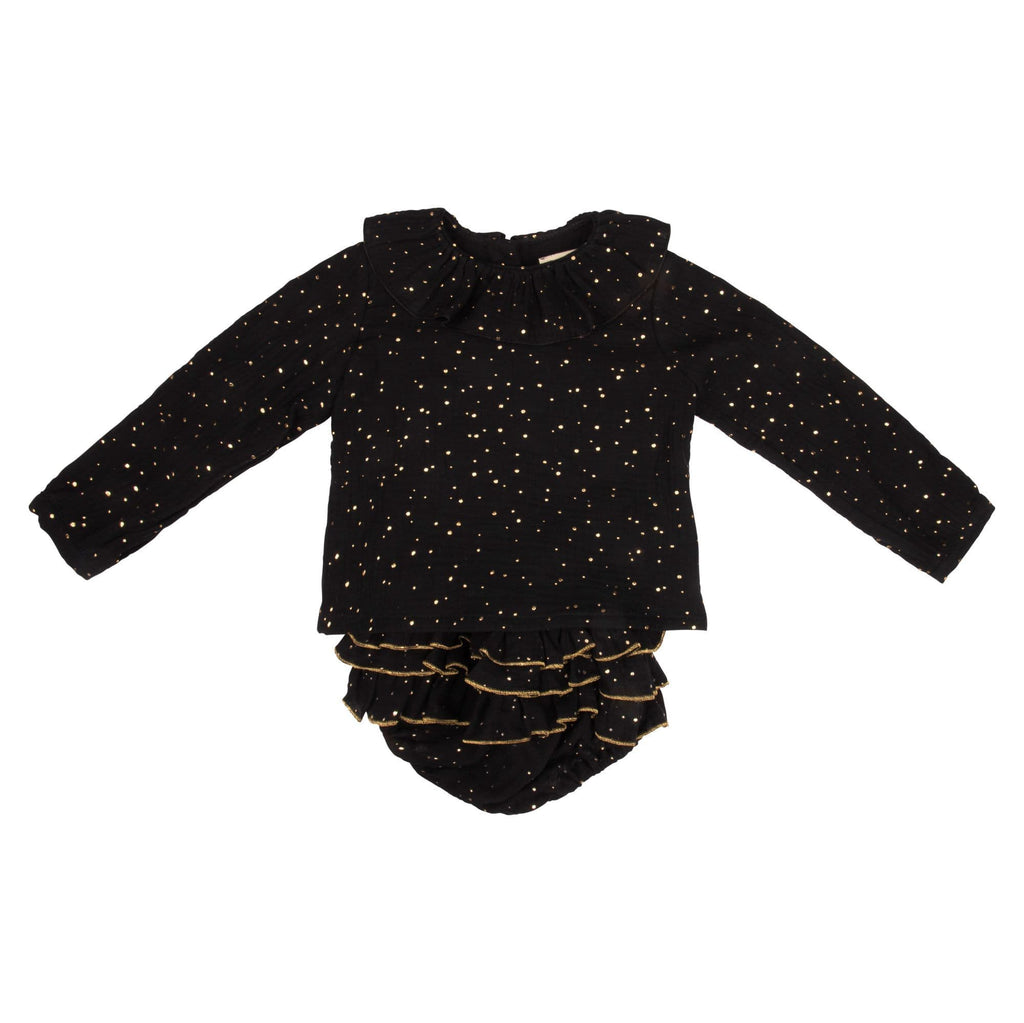 Nueces Romper Jellybeanzkids Nueces Maia Bloomer