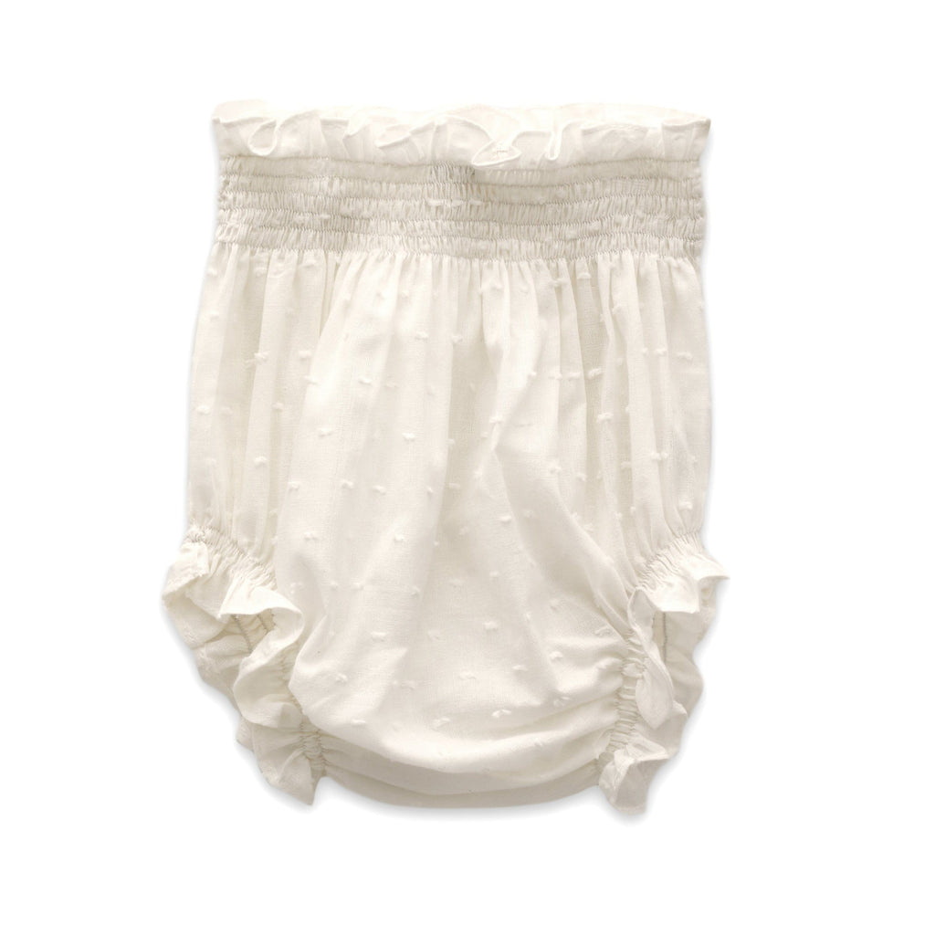 Oeuf Bloomers Jellybeanzkids Oeuf Swiss Dot Bloomer