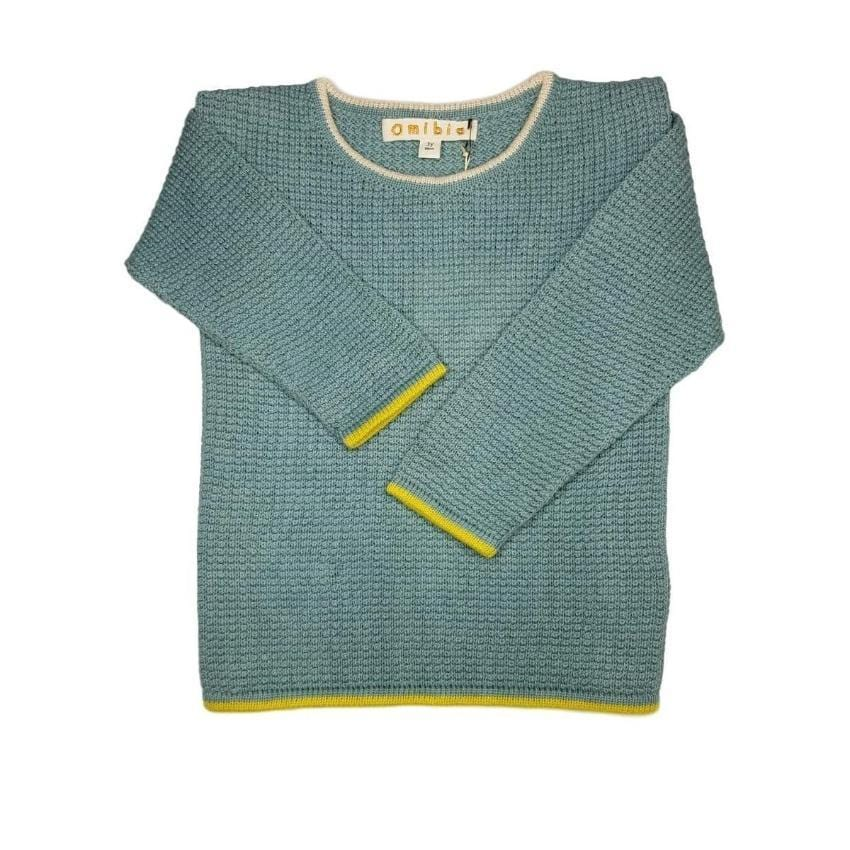 Omibia Fiore Sweater  JellyBeanz Kids