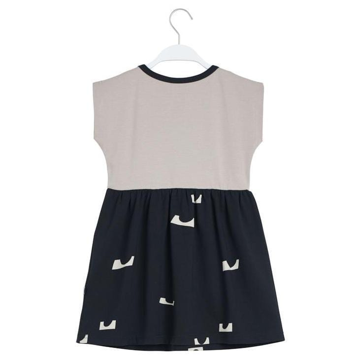 Papu Penny Collar Dress  JellyBeanz Kids