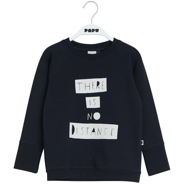 Papu Sweatshirt No Distance  JellyBeanz Kids