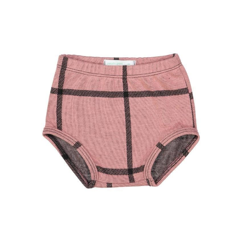 Petals & Peas Bloomers Jellybeanzkids Petals & Peas Rose Plaid Bloomers