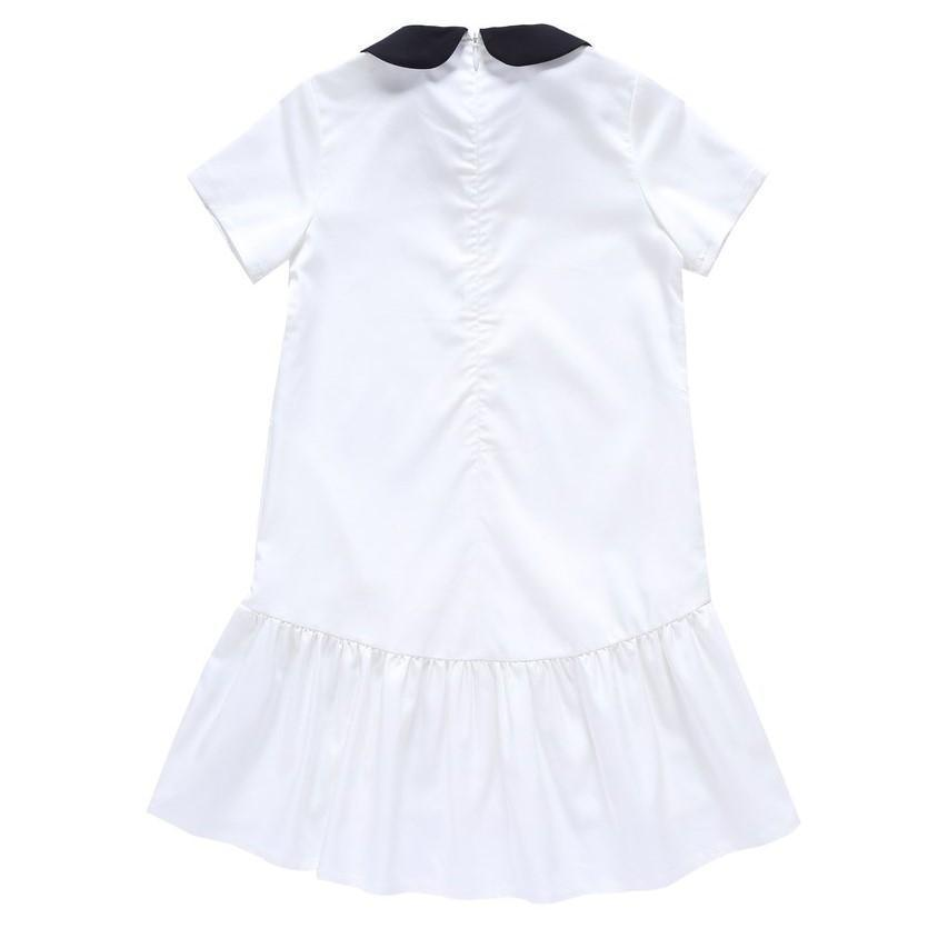7fd814d14 Petit Clair Collar Dress JellyBeanz Kids