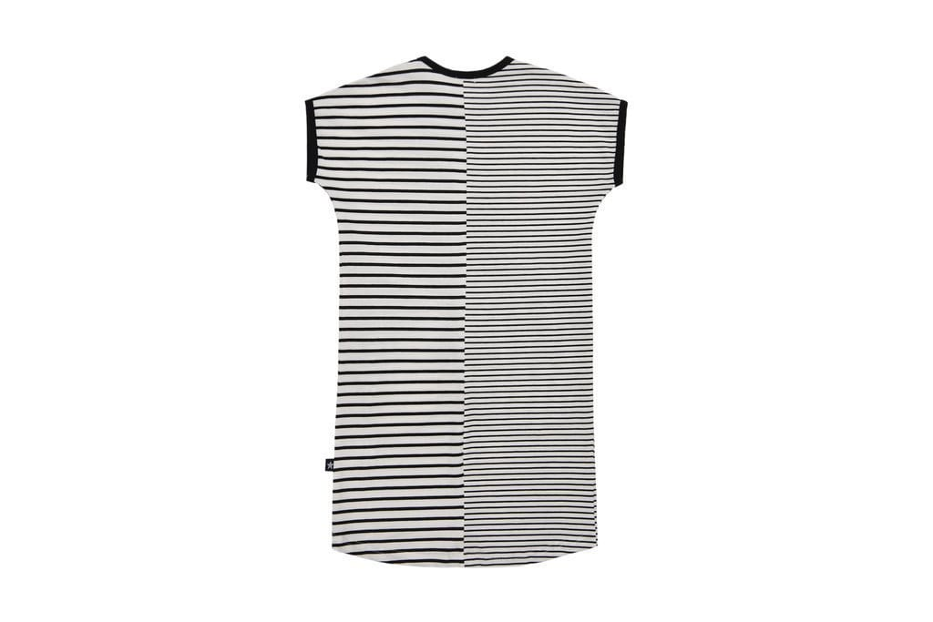 Petit Clair Striped Dress  JellyBeanz Kids