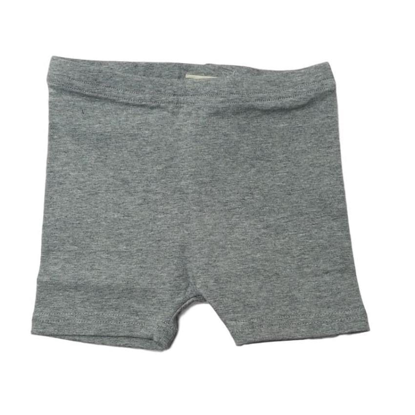 Petit Clair Heather Gray Leggings  JellyBeanz Kids