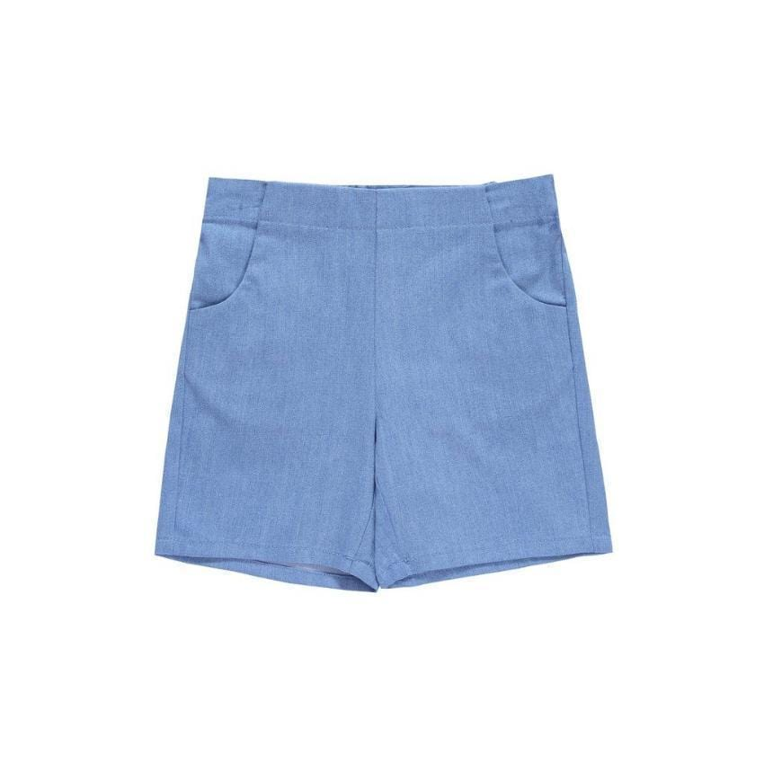 Petit Clair Denim Shorts  JellyBeanz Kids