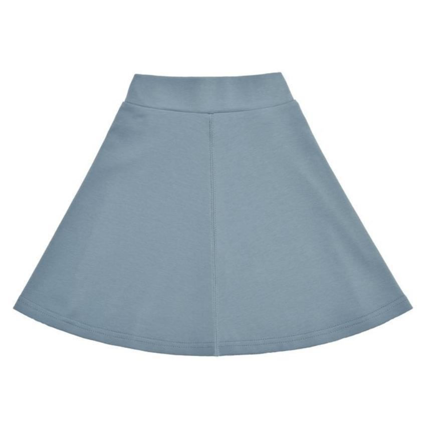 Petit Clair Light Blue Skirt  JellyBeanz Kids