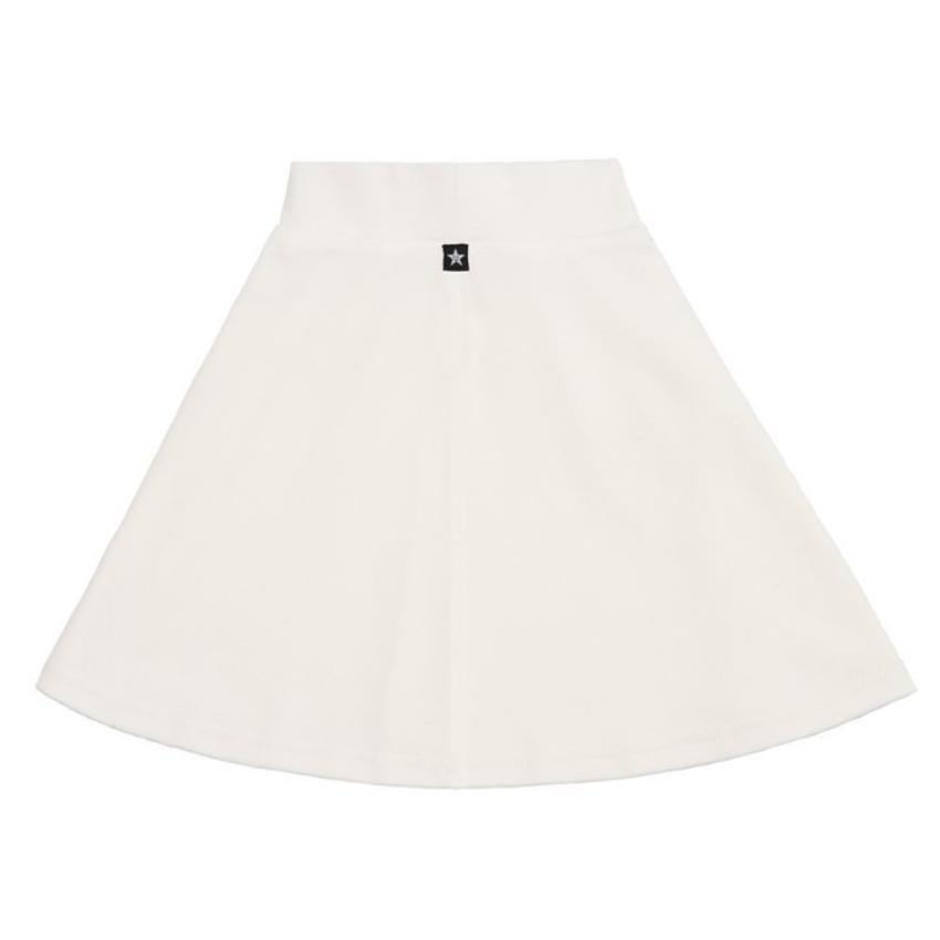 Petit Clair White Skirt  JellyBeanz Kids