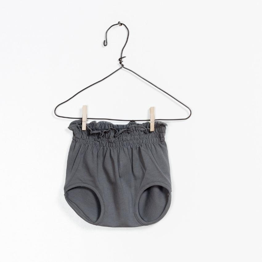 Play Up Charcoal Bloomers  JellyBeanz Kids