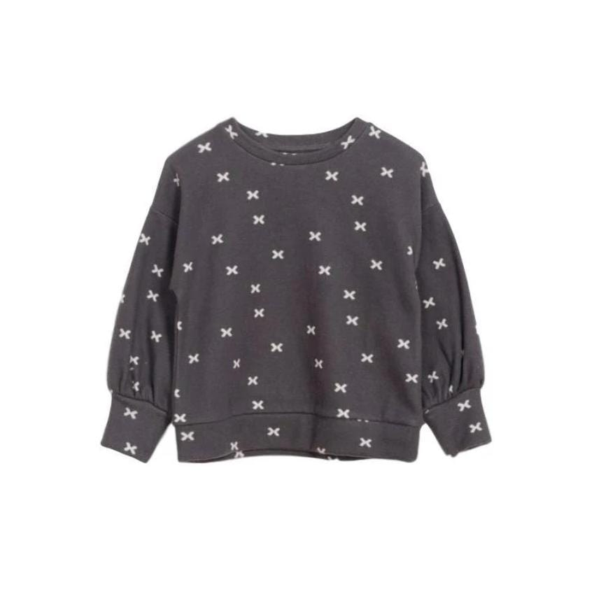 "Play Up Play Up Knit ""X"" Sweater  JellyBeanz Kids"