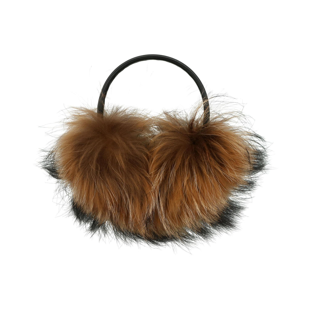 Scotch Bonnet Accessories Jellybeanzkids Scotch Bonnet Natural Fur Earmuffs OS
