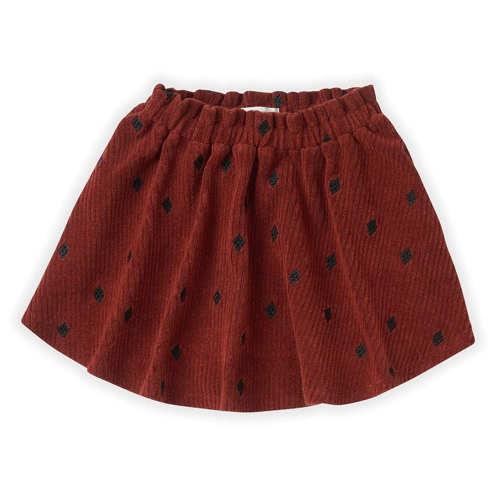 Sproet & Sprout Skirt Jellybeanzkids Sproet & Sprout Diamond Skirt