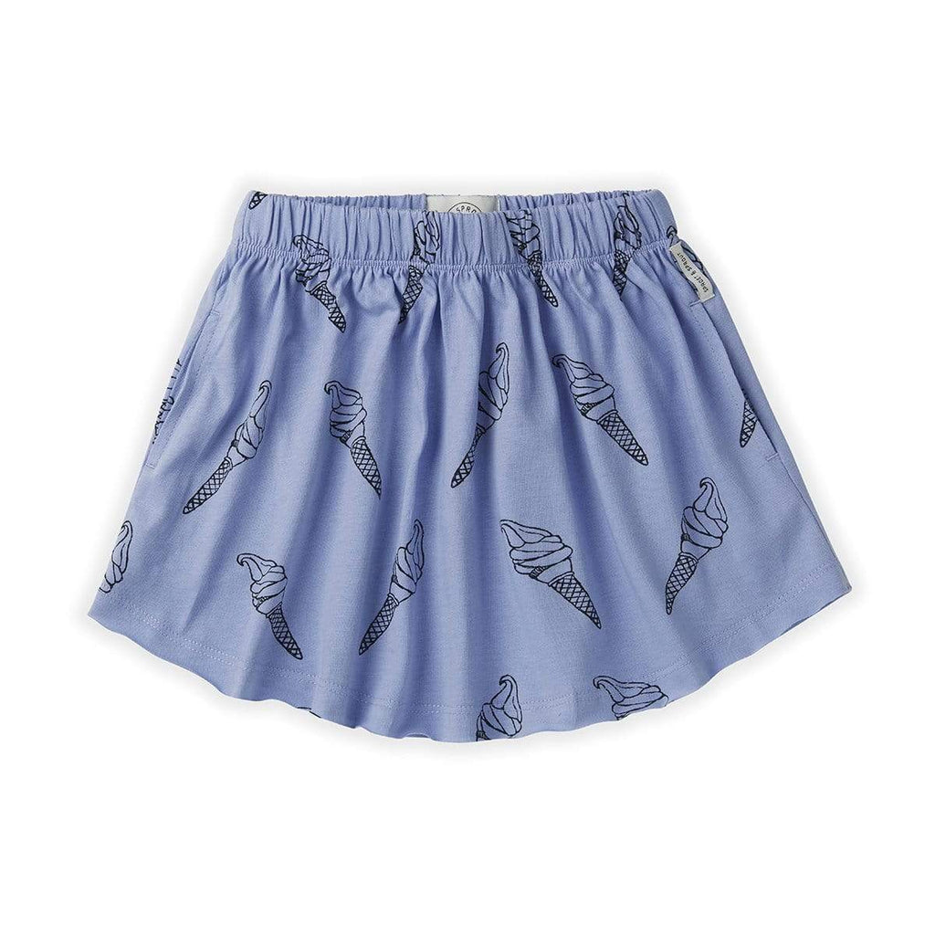 Sproet & Sprout Skirt Jellybeanzkids Sproet & Sprout Ice Cream Skirt