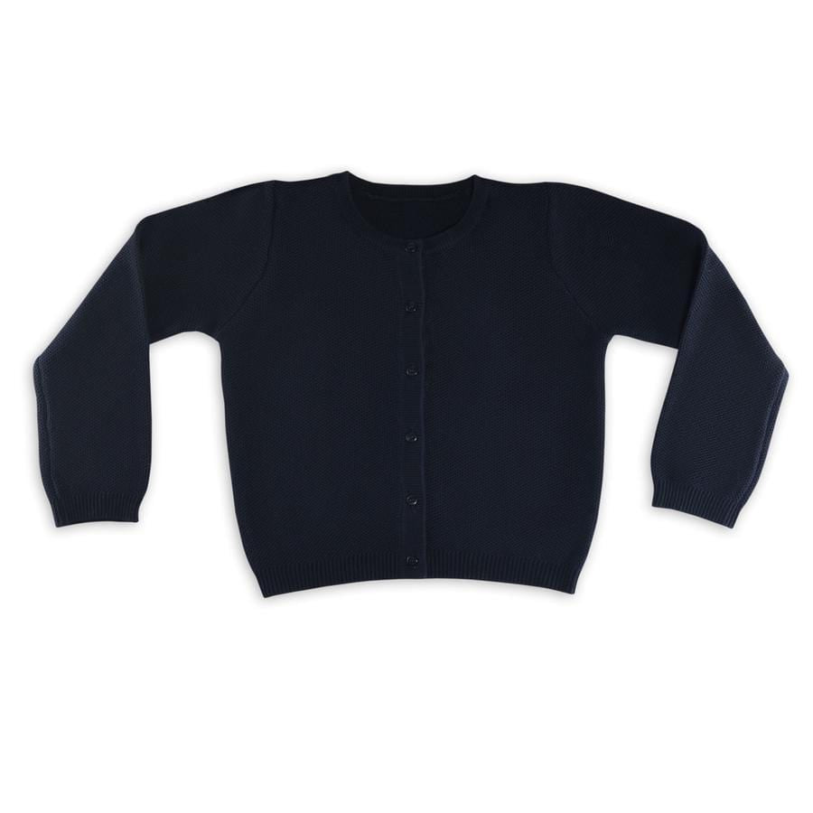 The Red League Cardigan Jellybeanzkids The Red League Black Textured Cardigan