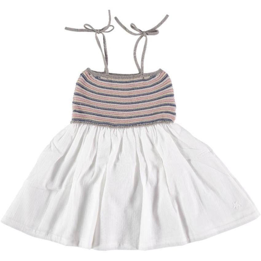 Tocoto Vintage Knit Tank Dress  JellyBeanz Kids