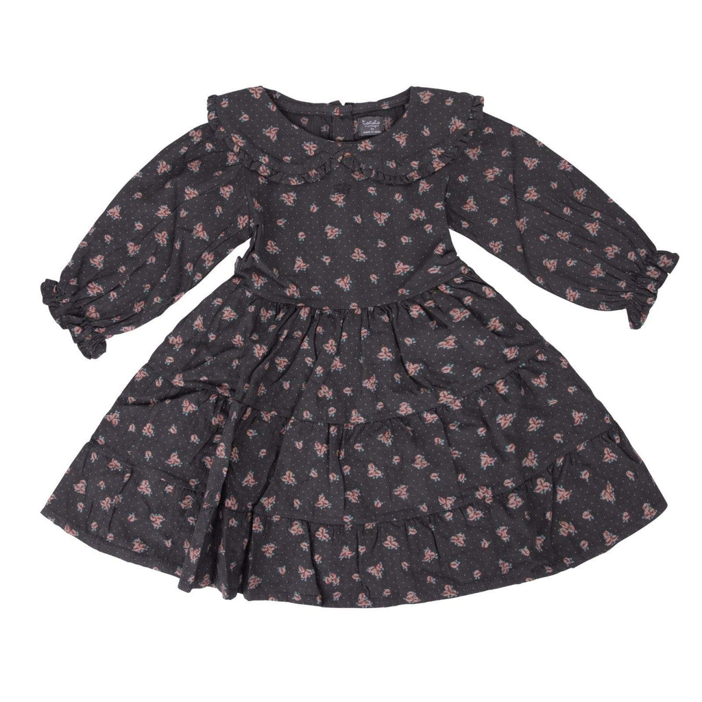 Tocoto Vintage Dress Jellybeanzkids Tocoto Vintage Flower Dress