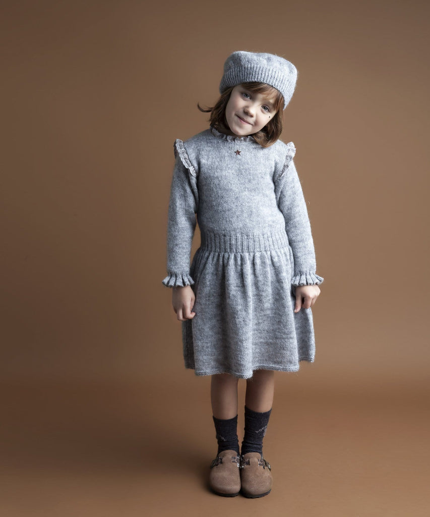 Tocoto Vintage Dress Jellybeanzkids Tocoto Vintage Knitted Dress