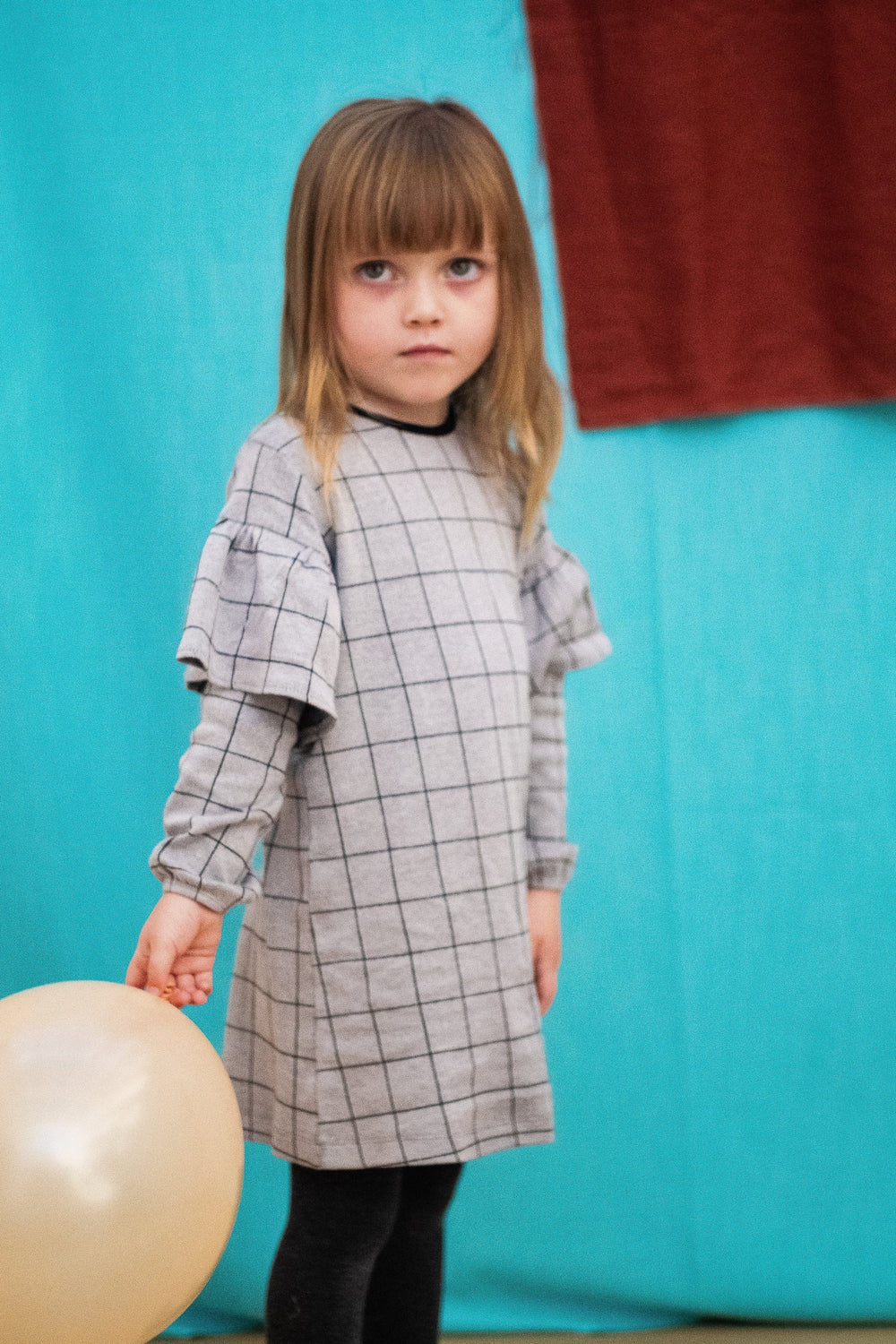 Turtledove London Dress Jellybeanzkids Turtledove London Checked Dress