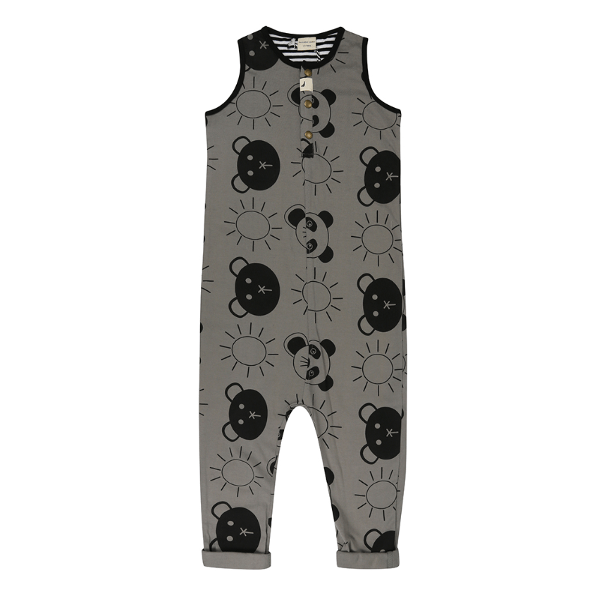 Turtledove London Beach Pals Dungarees  JellyBeanz Kids