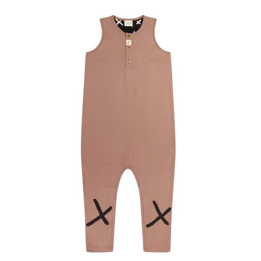 Turtledove London Romper Jellybeanzkids Turtledove London X Long Romper