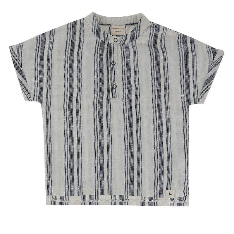 Turtledove London Turtledove London Sea Stripe Shirt  JellyBeanz Kids