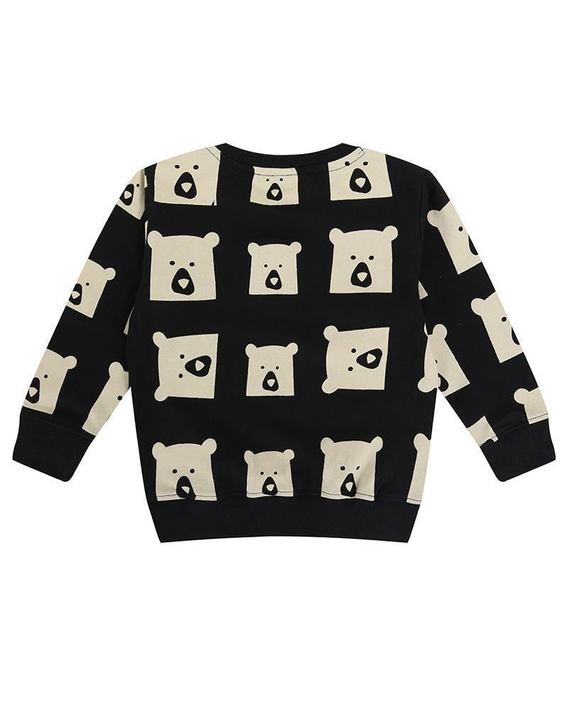 Turtledove London Sweatshirt Jellybeanzkids Turtledove London Bear Family Sweatshirt
