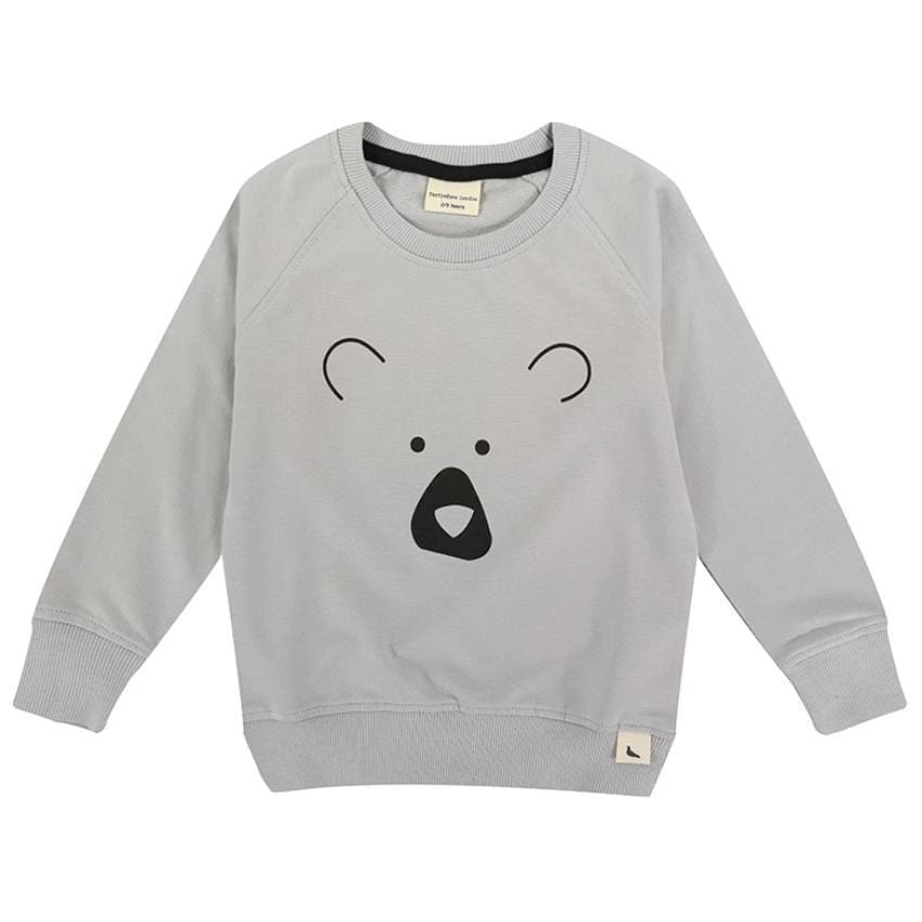 Turtledove London Sweatshirt Jellybeanzkids Turtledove London Bear Sweatshirt