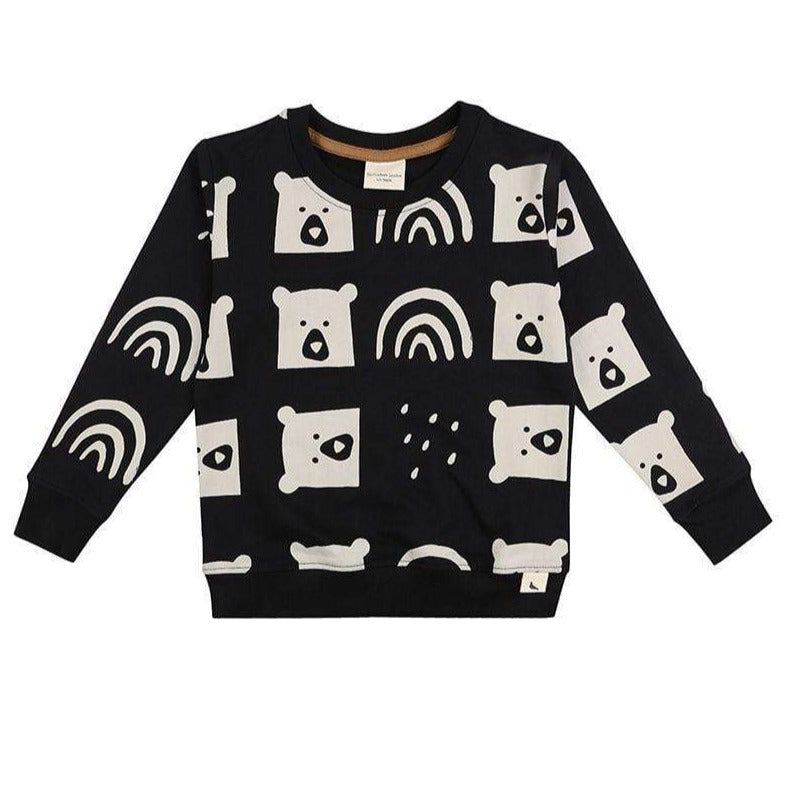 Turtledove London Rain Bear Sweatshirt