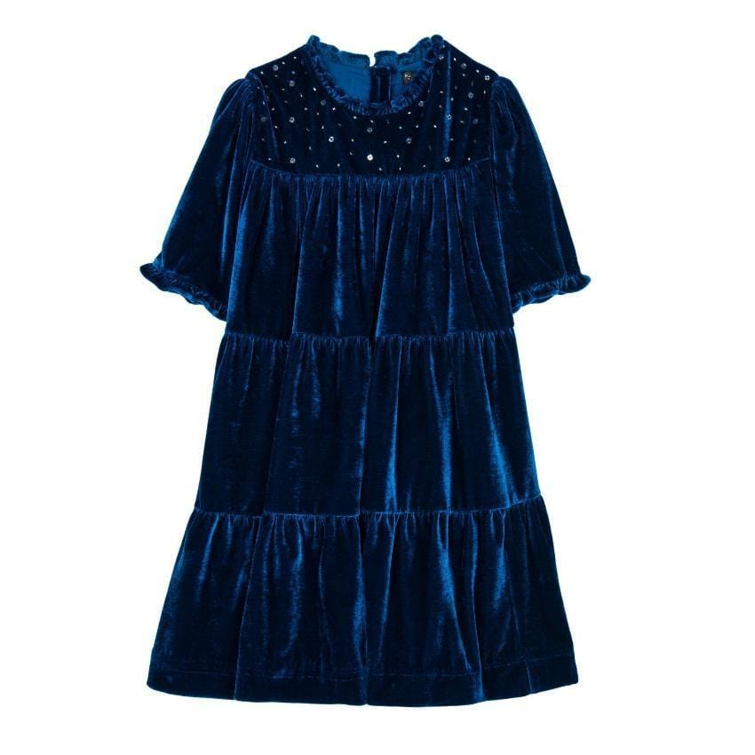Velveteen Dress Jellybeanzkids Velveteen Millie Dress