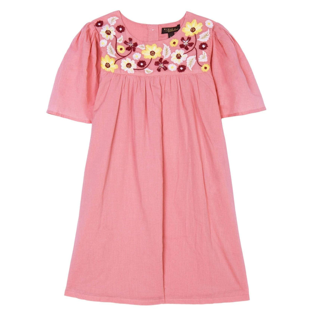 Velveteen Velveteen Priya Dress  JellyBeanz Kids