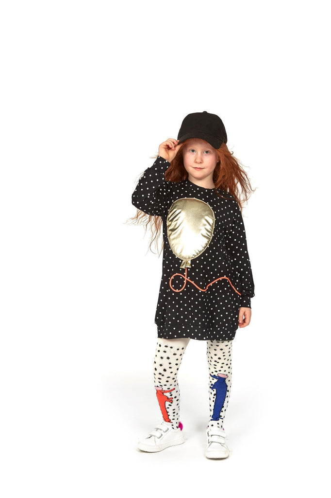 Wauw Capow Dress Jellybeanzkids Wauw Capow Balloon Dress