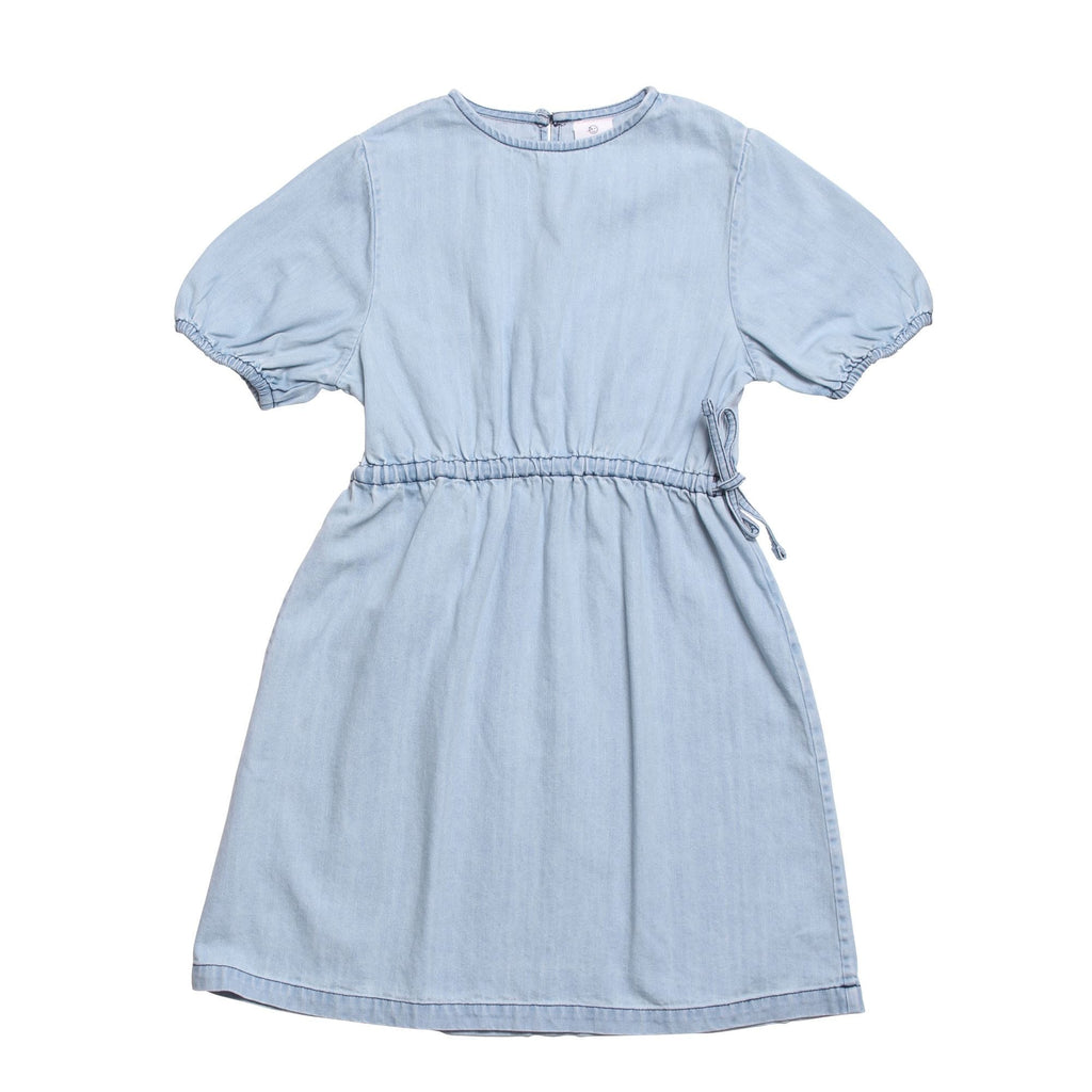 Wynken Dress Jellybeanzkids Wynken Chambray Ayres Dress